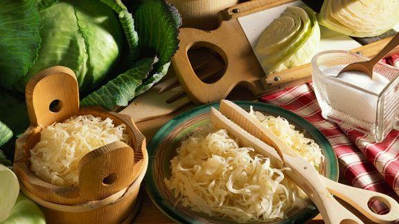 Rezept: Sauerkraut
