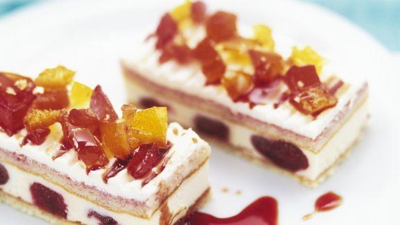 Maraschino-Kirsche Rezepte
