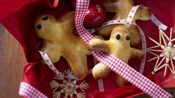 Weihnachtsbäckerei mit Kindern Rezepte