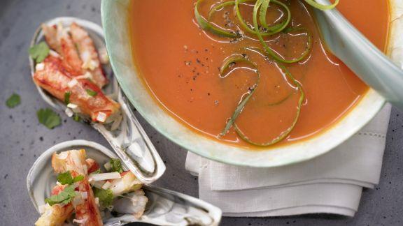 erfrischende kalte suppen eat smarter. Black Bedroom Furniture Sets. Home Design Ideas