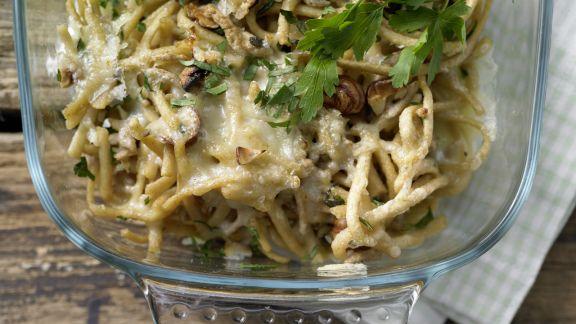 Rezept: Überbackene Käsespätzle – smarter