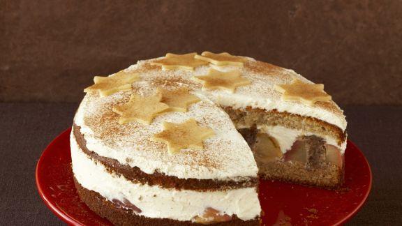 Rezept: Bratapfelkuchen