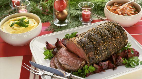 Weihnachtsbraten Rezepte
