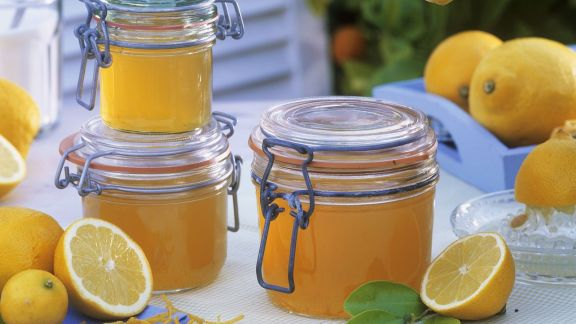 Zitrone Rezepte