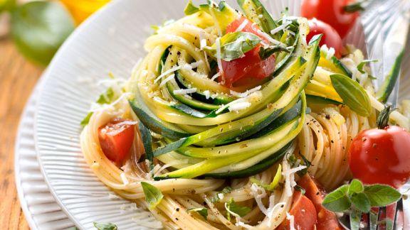 Zucchini-Nudeln Rezepte