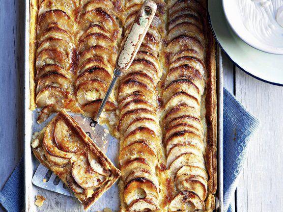10 leckere Apfelkuchen, die Ihnen den Herbst versüßen