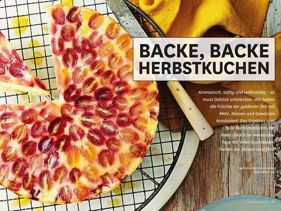 Herbst-Backen