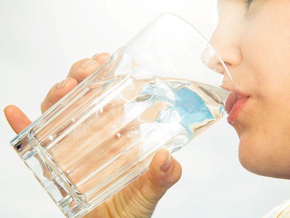 Wasser trinken 576x432
