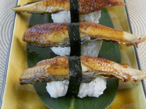 Aal auf japanische Art