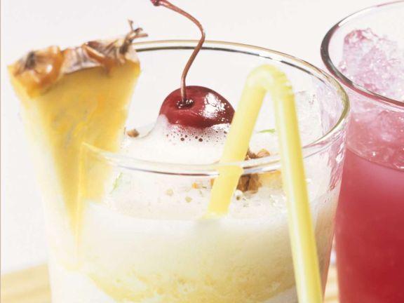 Alkoholfreier Fruchtcocktail