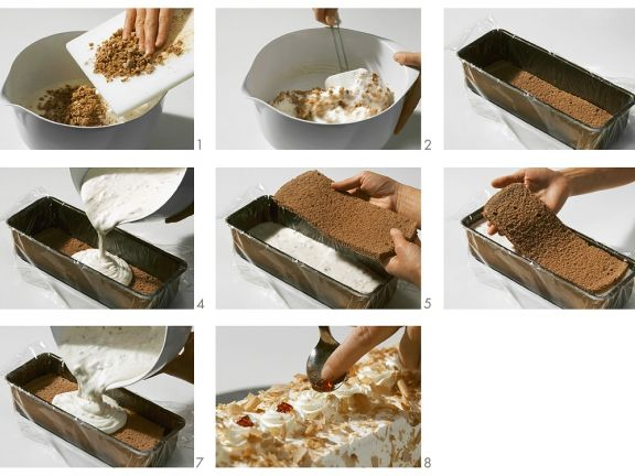 Amaretti-Joghurt-Kuchen