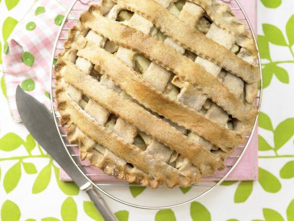 Klassischer Apfelkuchen