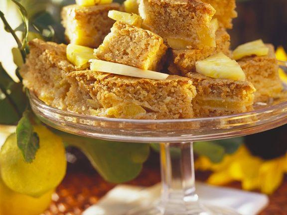 Ananas-Hongkuchen