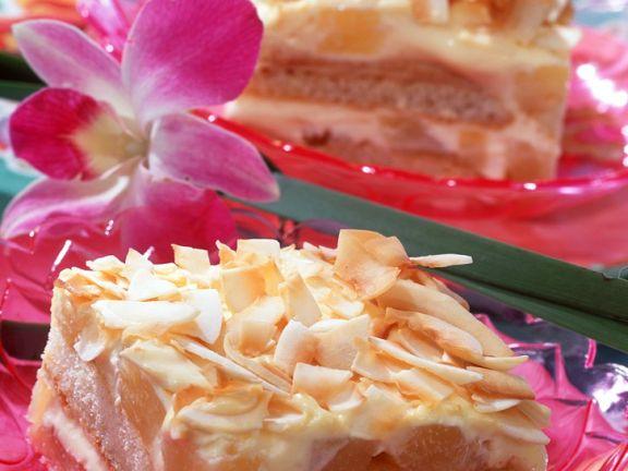 Ananas-Kokos-Tiramisu
