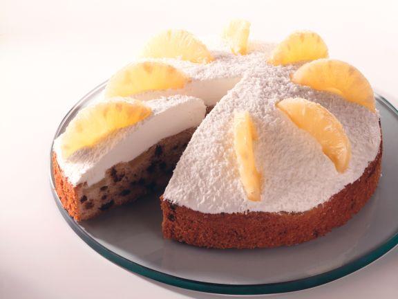 Ananas Kokos Torte Rezept Eat Smarter