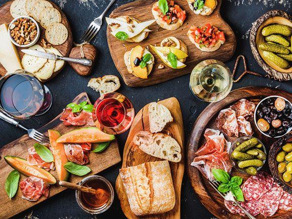 Antipasti Selber Machen Ist Ganz Einfach Eat Smarter