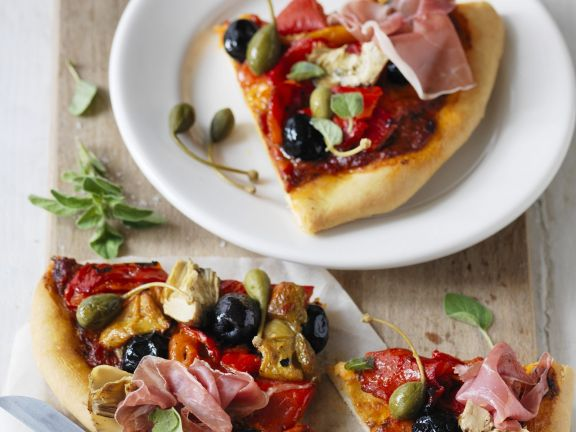 Antipasti Pizza