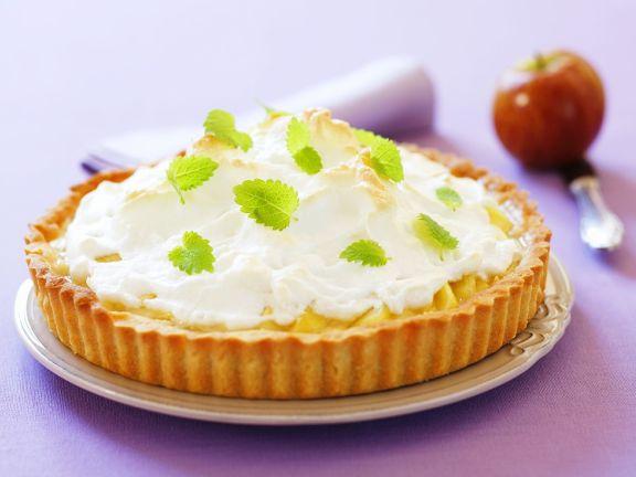 Apfel-Baisertarte