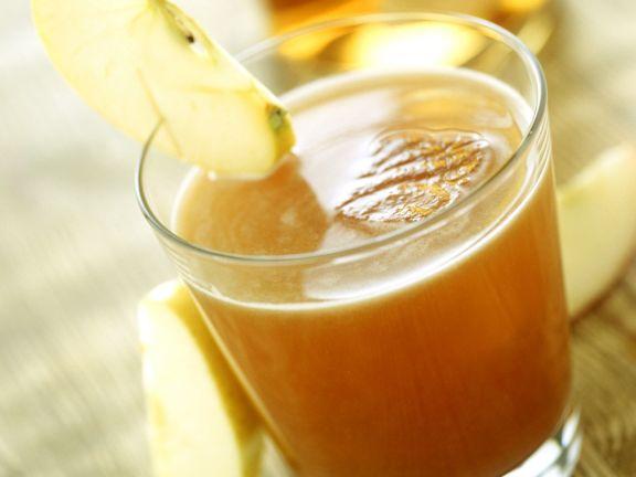 Apfel-Calvados-Punsch