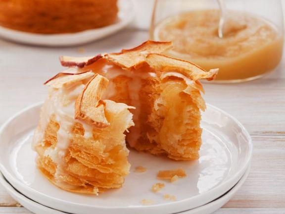 Apfel-Cronuts