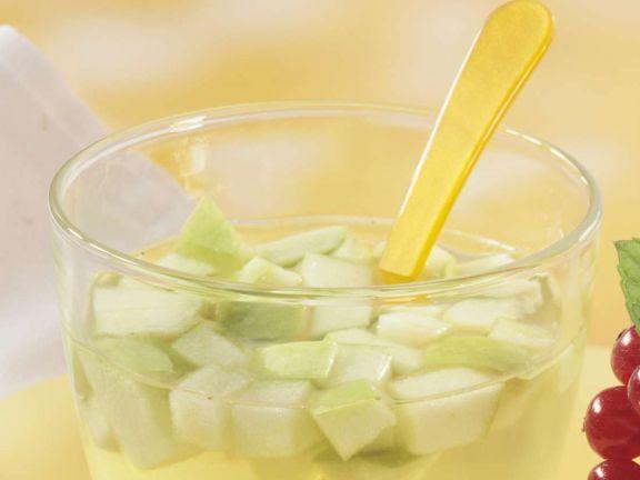 Apfel-Eistee