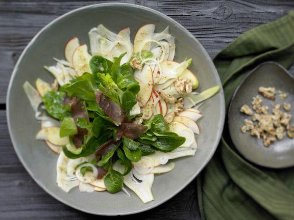 apfel fenchel salat rezept eat smarter. Black Bedroom Furniture Sets. Home Design Ideas