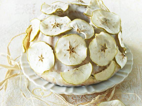 Apfel-Gugelhupf