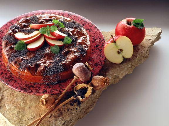Apfel Mohn Kuchen Rezept Eat Smarter