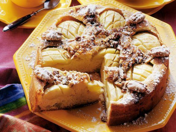 Apfel Pecannuss Kuchen Rezept Eat Smarter