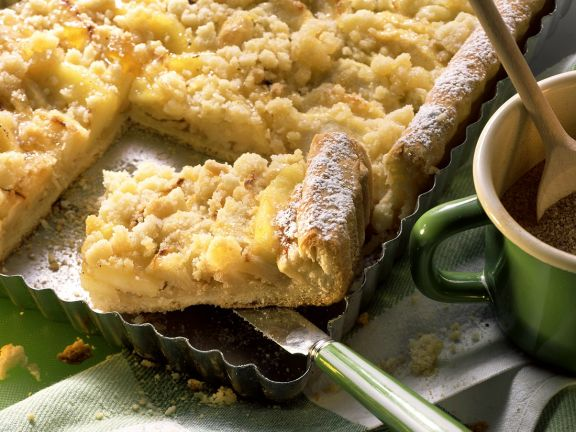 Apfel Streuselkuchen Rezept Eat Smarter