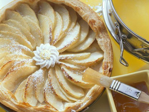 Apfel-Tarte