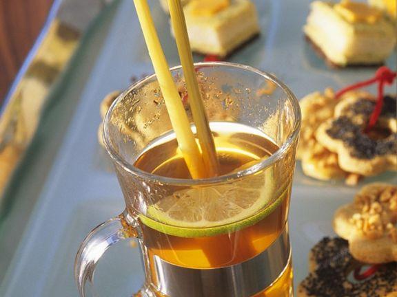 Apfel-Tee