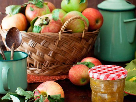 Apfel-Tomatenchutney