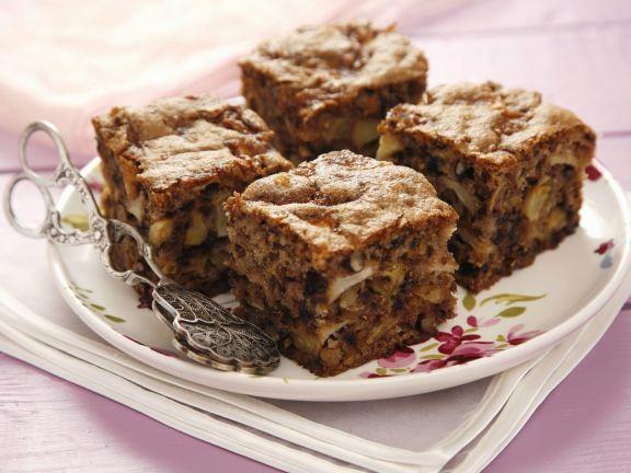 Apfel Walnuss Kuchen Rezept Eat Smarter