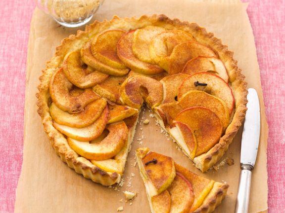Apfel-Zimt-Tarte