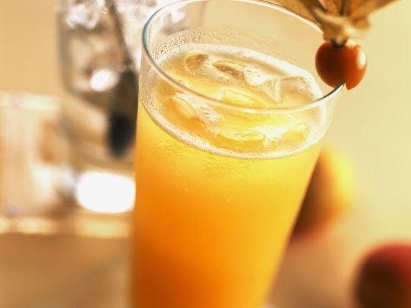 Aprikosen-Cocktail
