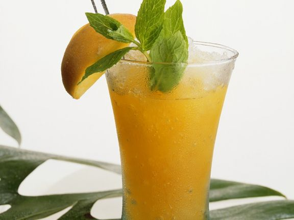 Aprikosen-Drink