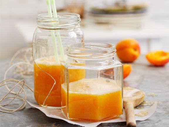 Aprikosen-Möhrensaft