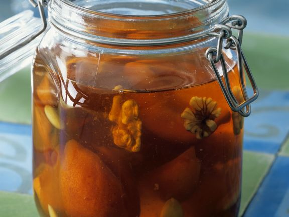 Aprikosenlikör