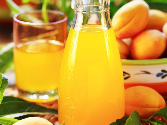 Aprikosensirup