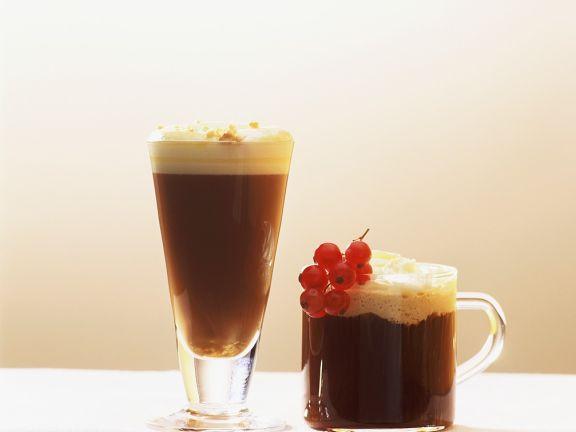 Aromatisierte Kaffees