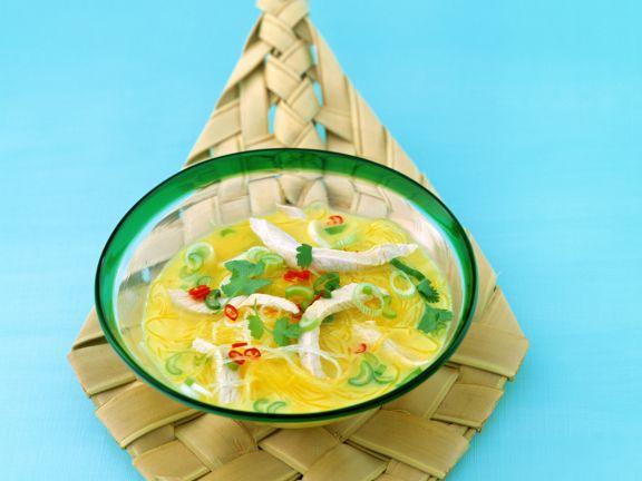 Asia-Kokos-Nudeltopf
