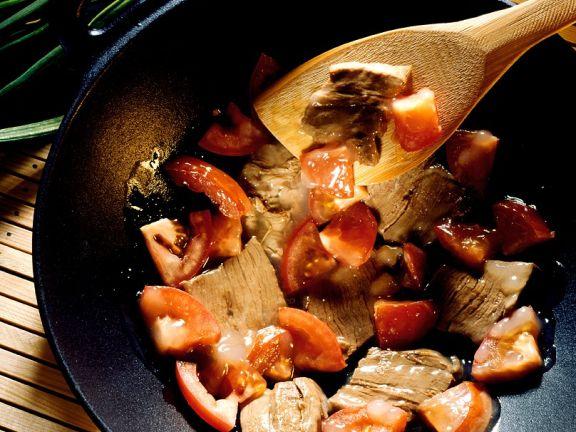 Asia-Rindfleisch