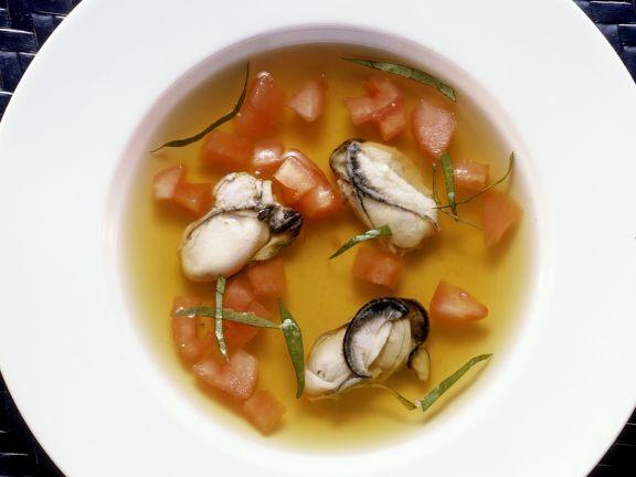 Austernsuppe