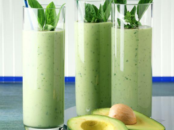 Avocado-Joghurt-Drink