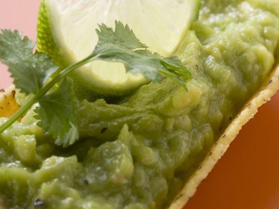 Avocadocreme (Guacamole)