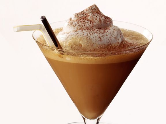 Bananen-Eiskaffee