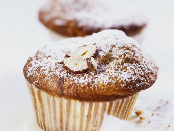 bananen haselnuss muffins rezept eat smarter. Black Bedroom Furniture Sets. Home Design Ideas