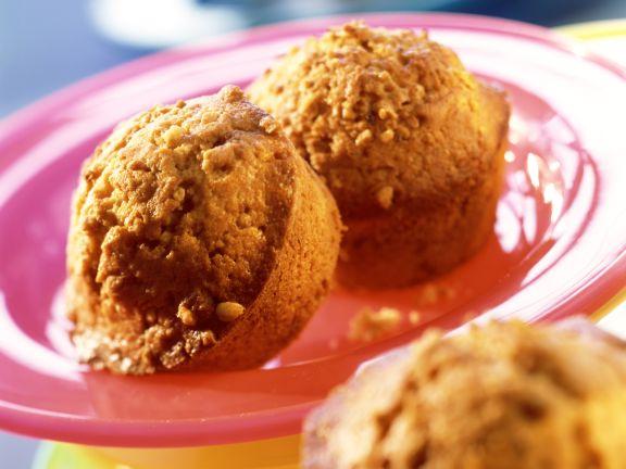 Bananen-Krokant-Muffins