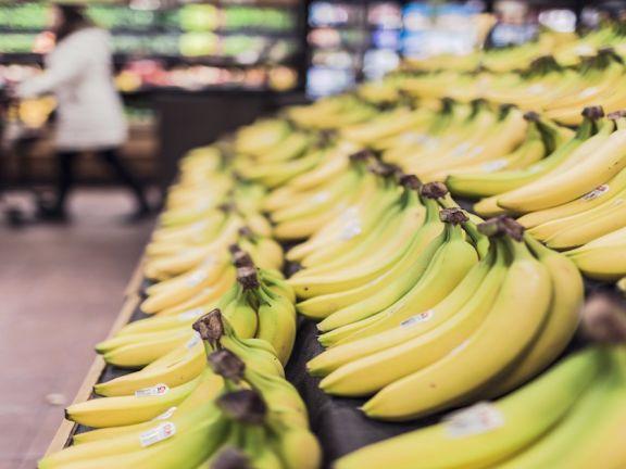 Bananen plastikfrei